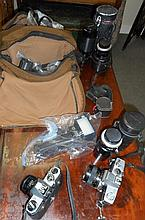 Minolta Camera Lot