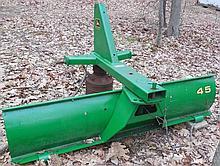 John Deere Scraper Blade