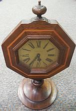 Tiffany Inlaid Clock