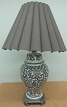 Large Oriental Lamp