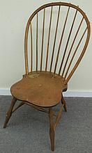Single Early Windsor Chair
