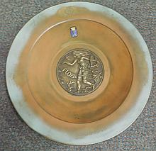 Copper Charger signed Malin