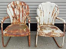 2 Spring Chairs