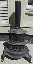 W & J Treadwell, Perry & Norton (Albany) wood stove
