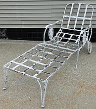 Aluminum Chaise