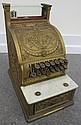 National Cash Register Brass