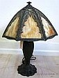 Bradley & Hubbard 8 Panel Lamp