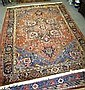 Antique Heriz Rug