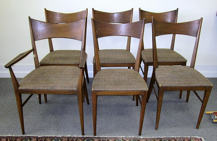 Paul McCobb chairs