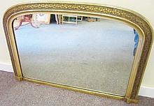 Fine Gilt Aesthetic Mirror