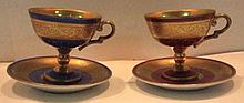 Lot of 2 Teacups