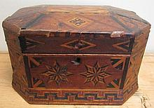 19th Century Inlaid Dresser Box 11