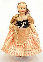 Marguerite DeAngeli Hedwig doll