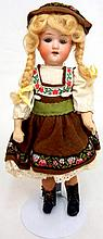 Antique Schoenau & Hoffmeister German doll