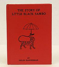 The Story of Little Black Sambo by Helen Bannerman,