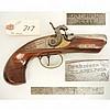 Jukar reproduction black powder pistol