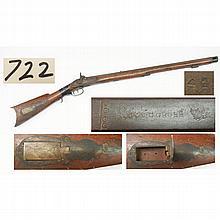 J.C. Grubb black powder rifle