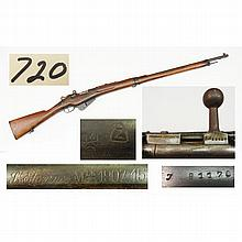 French military rifle