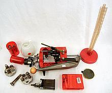 Grouping of gun equipment