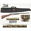 Winchester double barrel 20 ga. shotgun