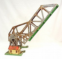 Lionel prewar No. 313 Bascule Bridge