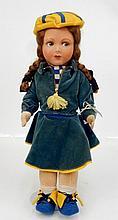 Farnell-Alpha Toys child doll