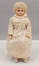 F.M. Schilling composition doll