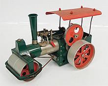 Western Germany Steam Roller