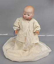 Armand Marseille Kiddiejoy bisque head doll