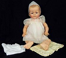 Ideal 1960's Bye Bye Baby doll