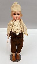 Armand Marseille Florodora bisque head doll