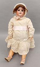 Karl Hatmann bisque head child doll