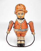 Marx tin litho Little Orphan Annie wind up