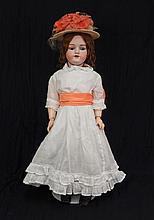 Handwerck 119 bisque socket head doll