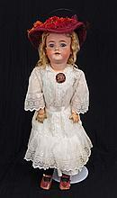 Heinrich Handwerck 109 bisque child doll