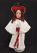 JD Kestner 171 bisque child doll