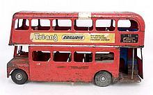 Tri-ang London Transport Double Decker bus