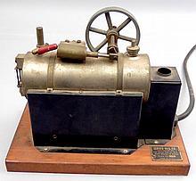 Jensen electric model Steam Engine Jeannette