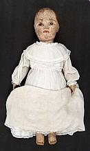 Philadelphia Baby cloth doll