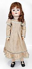 Antique Gans & Seyfarth 120 bisque head doll