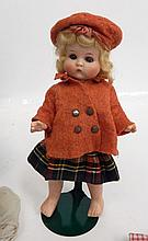 Armand Marseille Just Me 310 bisque socket head doll