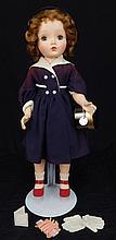 1950's Mme Alexander Cissy face Winnie Walker
