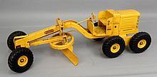 Model Toys Adams Motor Grader pressed steel truck