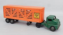 Structo Cattle Farms pressed steel truck