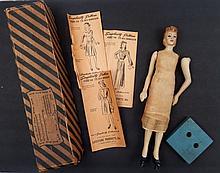Suzanne's Fashion Designing Set in original box
