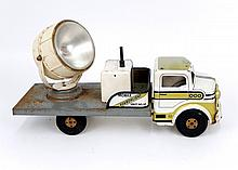Marx Mobile Searchlight Unit No. 14 tin litho truck