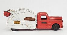 Structo City of Toyland No. 7 Utility Truck, pressed steel