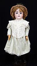 JD Kestner 164 bisque socket head doll