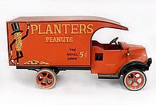 Mack Planters Peanuts Truck