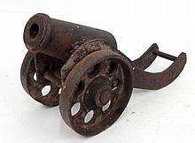 Cast iron Field Cannon